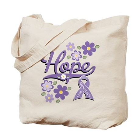 Hope Alzheimers Tote Bag