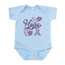 Hope Alzheimer's Infant Bodysuit