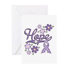 Hope Alzheimer's Greeting Card