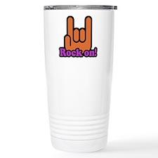 Rock On Thermos Mug