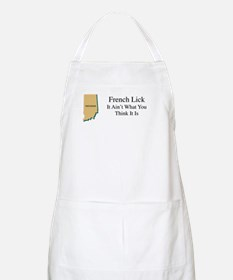 French Lick Indiana BBQ Apron