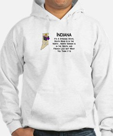 French Lick Indiana Hoodie