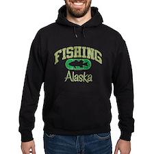 FISHING ALASKA Hoodie