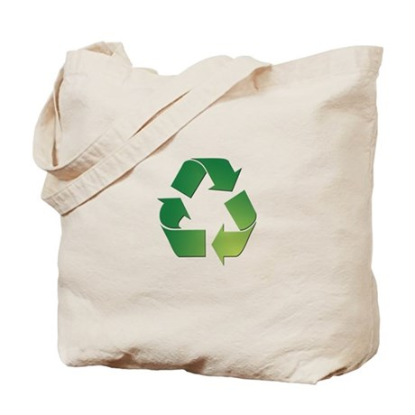 Recycle Logo Recycle Symbol G Tote Bag