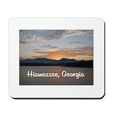 Hiawassee, Georgia Mousepad