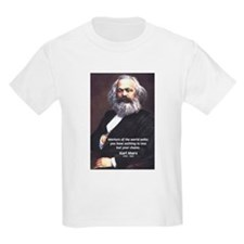 Union of Workers: Marx Kids T-Shirt