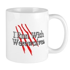 I Run With Werewolves Mug