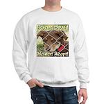 Adopt A Dog! Sweatshirt