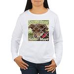 Adopt A Dog! Women's Long Sleeve T-Shirt