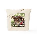 Adopt A Dog! Tote Bag