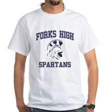 Forks High Spartans Shirt