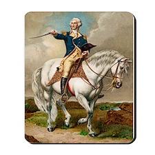 """George Washington"" Mousepad"