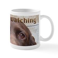Boykin Spaniel Eyes are Watching Mug
