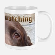 Boykin Spaniel Eyes are Watching Mug