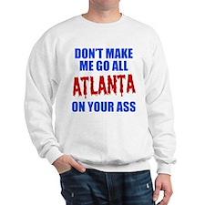Atlanta Baseball Sweatshirt