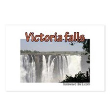 Cute Zambia Postcards (Package of 8)
