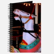 Carousel Horse Journal