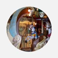 Carousel Ornament (Round)