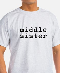 middle sister - classic type T-Shirt