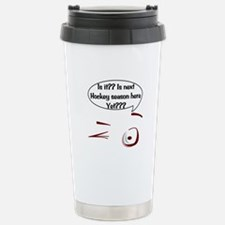 Next Hockey Season Travel Mug