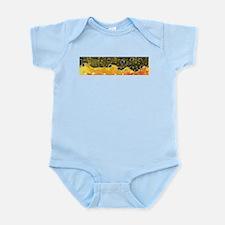 Brook Trout Skin Infant Bodysuit