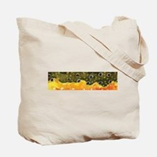 Brook Trout Skin Tote Bag