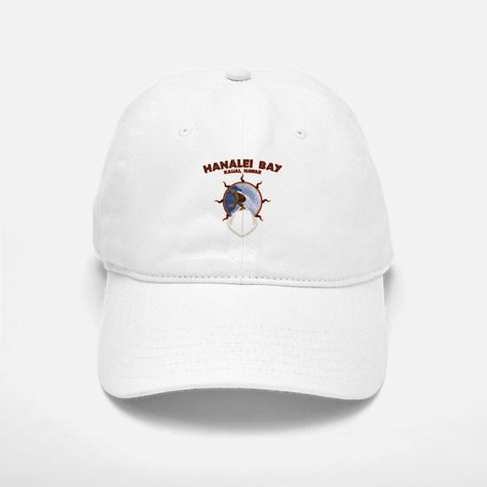 hanalei bay hawaii Baseball Baseball Cap