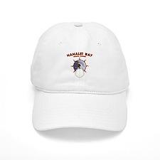 hanalei bay hawaii Baseball Cap