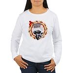 Octagon Addict Women's Long Sleeve MMA Shirt