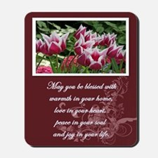 Joyous Irish Blessing Mousepad
