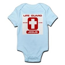 life guard Infant Creeper