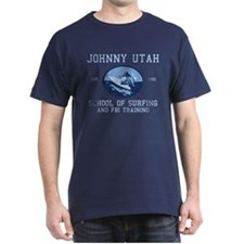 johnny utah surfing school T-Shirt