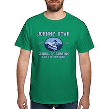 johnny utah surfing school T-Shirt