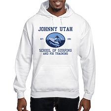 johnny utah surfing school Hoodie