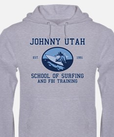 johnny utah surfing school Jumper Hoody