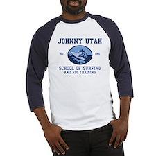 johnny utah surfing school Baseball Jersey