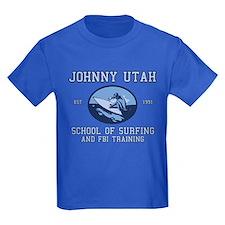 johnny utah surfing school T