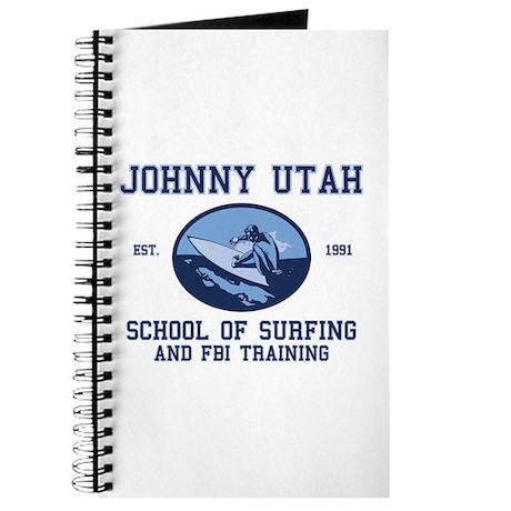 johnny utah surfing school Journal