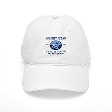 johnny utah surfing school Baseball Baseball Cap