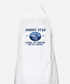 johnny utah surfing school BBQ Apron