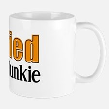 Certified Disc Golf Junkie Mug