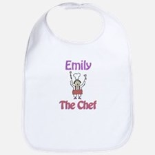 Emily - The Chef Bib