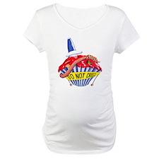 Crime Scene Cupcake Shirt