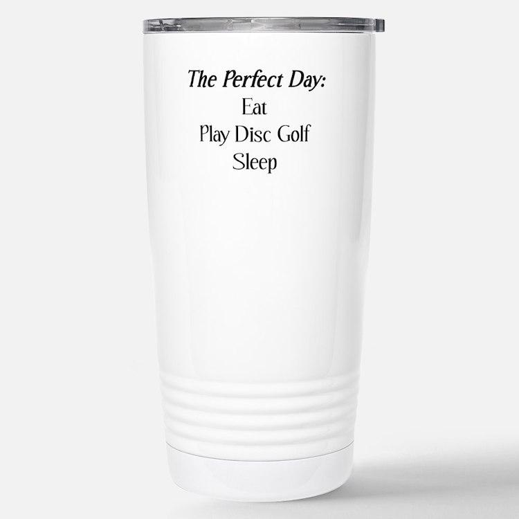 Perfect Disc Golf Travel Mug