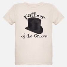 Top Hat Groom's Father T-Shirt