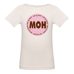 Polka Dot Maid of Honor Tee