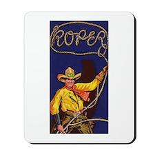 """Roper"" Mousepad"