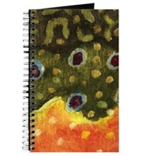 Brook Trout Fly Fishing Journal