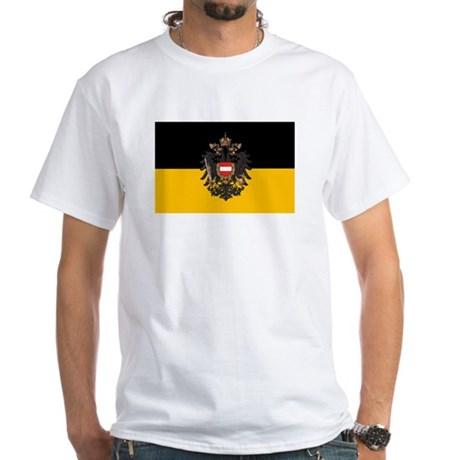Austrian Empire White T-Shirt