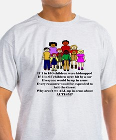 Funny Autism warrior mom T-Shirt